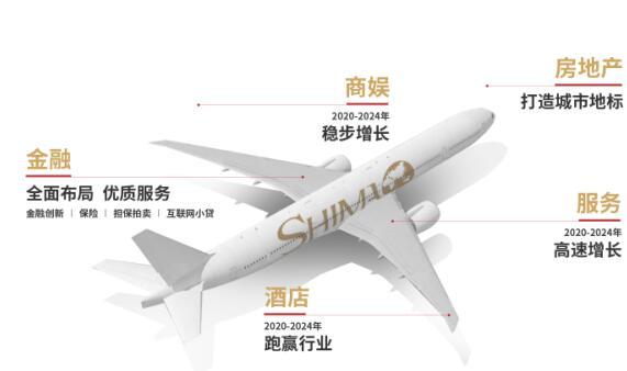 """世茂集团""""大飞机战略""""新航线 规划更多航道发展"""