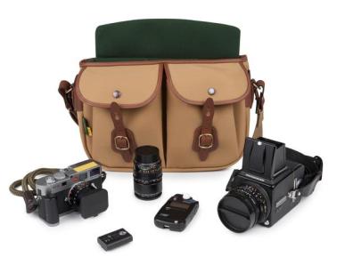 时尚实用且防水,Billingham白金汉Hadley系列相机包