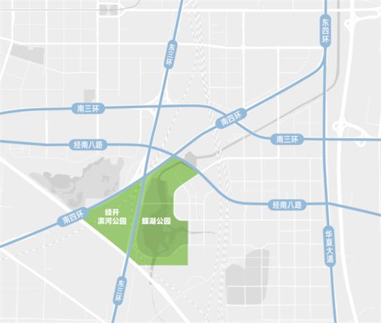 滨河国际新城十大网红打卡地,官方攻略详解!
