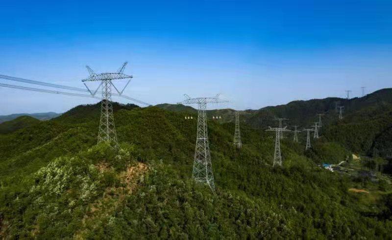 """青豫直流工程输送""""绿电""""破百亿千瓦时"""