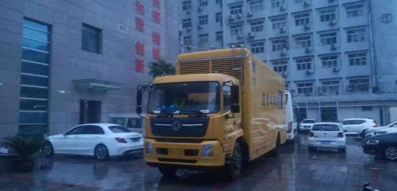 国网河南电力紧急调集应急供电装备支援郑州防汛抢险